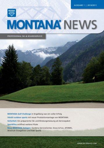 MONTANA Golf Challenge 2010 - MONTANA Sport International