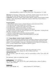 Zápis z jednání RVK 13.11.2004.pdf - Český horolezecký svaz