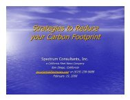 Strategies to Reduce your Carbon Footprint - Sacramento ...