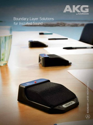 Boundary Layer Solutions for Installed Sound - Madrid Hifi