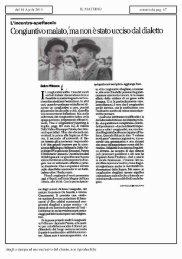 Il congiuntivo: una lezione-spettacolo Incontro con Valeria Della ...