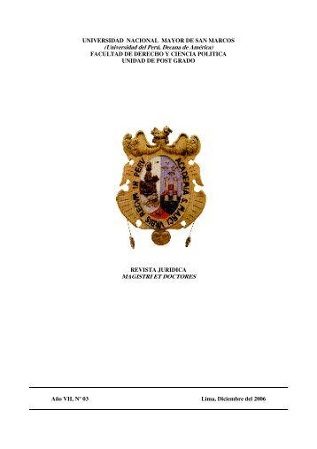 Derecho Concursal - jorge andujar