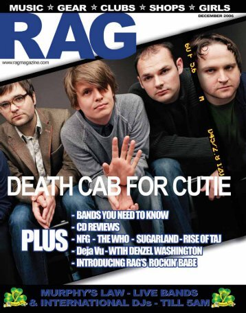 Murphys Law - RAG Magazine
