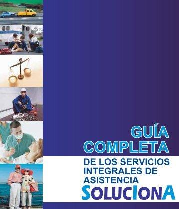 Guía Completa de los Servicios Integrales de ... - Genesis SA