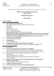 D-Mainz: Werbe- und Marketingdienstleistungen