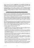 PRESIDENCE FRANCAISE DU CONSEIL DE L'UNION ... - Page 7