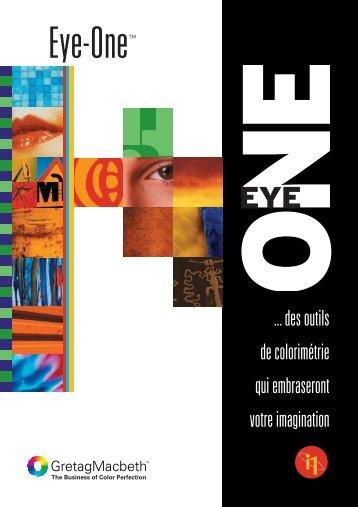 Sonde Moniteur Eye-One