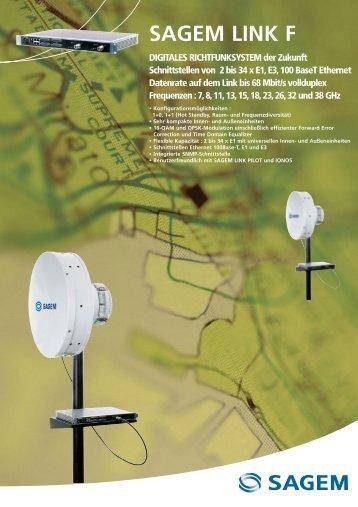 Digital link SAGEM - swoxtelecom