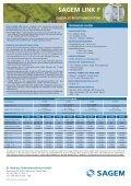 Digital link SAGEM - swoxtelecom - Page 2