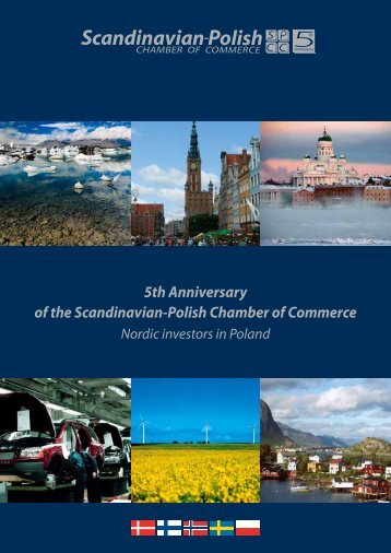 5th Anniversary of the Scandinavian-Polish Chamber of Commerce