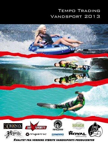 Tempo Trading Vandsport 2013 - SkiCraft
