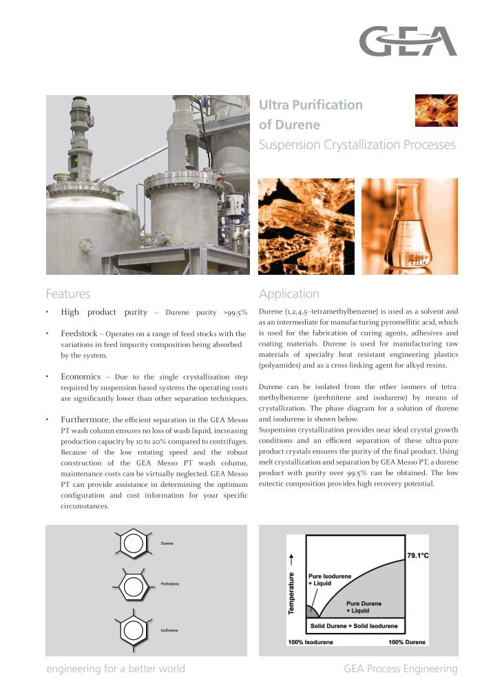 the purity and purification of solids melting point E24 purification of organic compounds distillation, recrystallisation  purification of a solid the melting point of a solid can be used as a measure of purity.