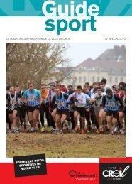 Guide du sport - Ville de Creil