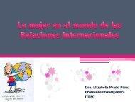 Dra. Elizabeth Prado Pérez - Cinvestav