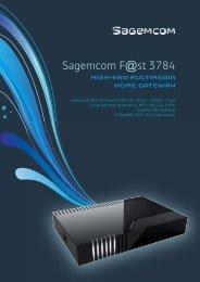 Sagemcom F@st 3784