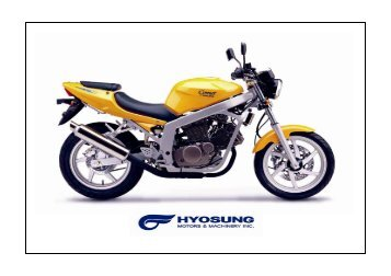 GT125 PART CATALOGUE.pdf - Hyosung