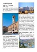 L'Italie, paradis des gourmets, et en train à vapeur en ... - SERVRail - Page 2