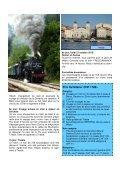 L'Italie, paradis des gourmets, et en train à vapeur en ... - SERVRail - Page 3