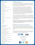 2011 Annual Report - West Virginia Center on Budget & Policy - Page 2