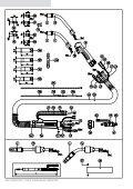 MIG/MAG Pistola de Solda- dura MB 401 D / MB 501 D ... - dpiaca - Page 2
