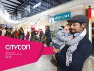 Annual and Sustainability Report 2012 - Citycon