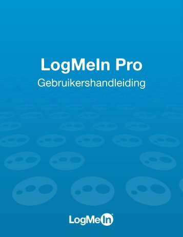 Handleiding Aan de slag (PDF) - LogMeIn