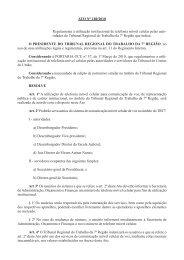 ATO N° 180/2010 Regulamenta a utilização institucional de ...