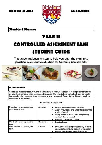 Task 2 controlled assessment - Linux.bideford.devon.sch.uk