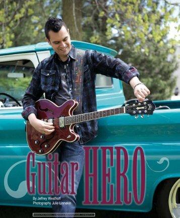 HERO Guitar - Mario Licciardi