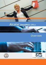 Alcatel OmniPCX Office - TTC do Brasil Telecomunicações