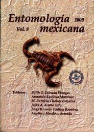 Entomologia Mexicana 8-963.pdf - Universidad de Costa Rica