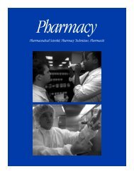 Pharmacy - NYS AHEC System