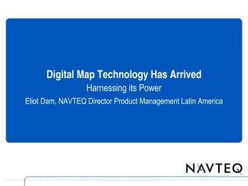Digital Map Technology Has Arrived - CICOMRA