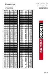 MINTEX REAR DISCS AND PADS 260mm FOR HONDA ACCORD VII 2.4 190 BHP 2003