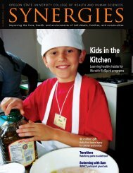 Kids in the Kitchen Kids in the Kitchen - College of Public Health and ...