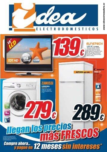 más FRESCOS - Idea Extremadura