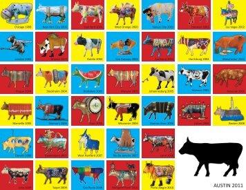 CowParade Austin Sponsor Packet (PDF)