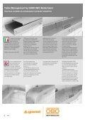 sistemi di fissaggio - OBO Bettermann - Page 2