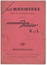 Km I. - Porsche Diesel