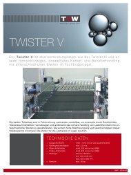 TWISTER V - TGW Logistics Group