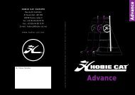 Advance - Hobie Cat