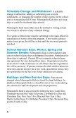 Parent Handbook - Minneapolis Kids - Minneapolis Public Schools - Page 6