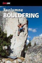 Tuolumne Bouldering - SuperTopo