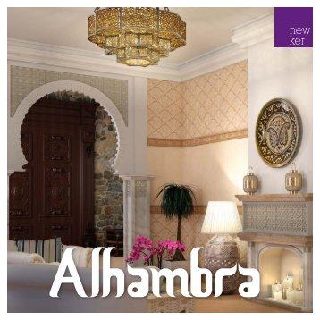 catalogo Alhambra V1.indd