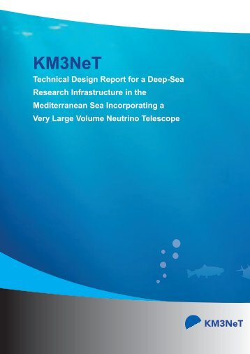 KM3NeT Technical Design Report for a Deep-Sea Research ...