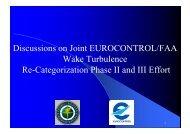 Re-categorisation Phase II and III requirements - WakeNet