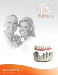TeethXpress™ - BioHorizons