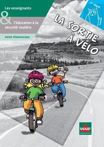 La sortie vélo