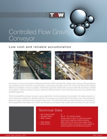 Download PDF | 2 MB - TGW Logistics Group