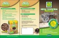 NEXA® Topicida naturale - Clamer Informa